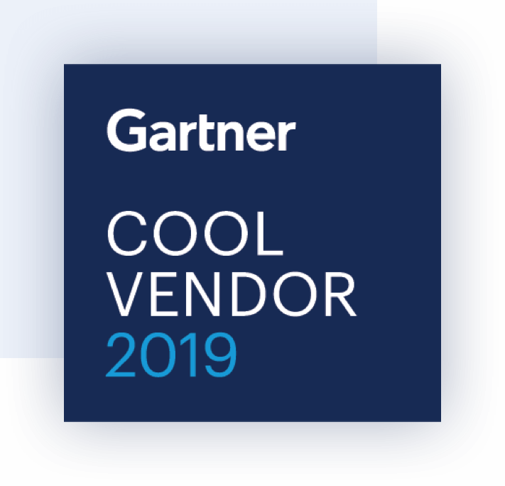 Gartner Cool Vendor 2019 Logo