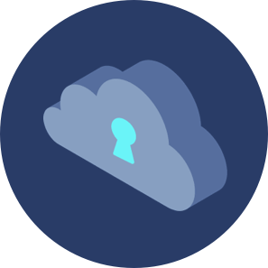 Icon of cloud
